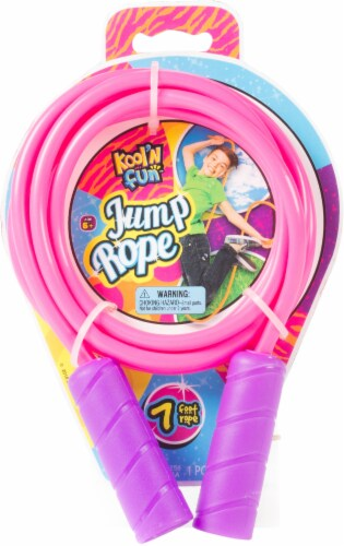 JA-RU Kool N Fun Jump Rope - Assorted Perspective: bottom