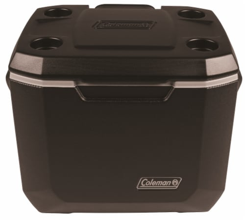 Coleman Xtreme Wheeled Cooler - Black Perspective: bottom