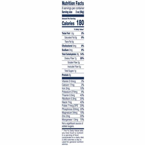 Barilla® Whole Grain Thin Spaghetti Pasta Perspective: bottom