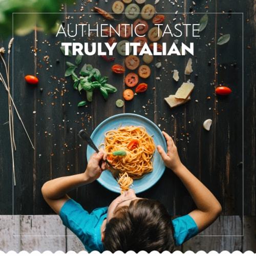 Barilla® Rigatoni Pasta Perspective: bottom