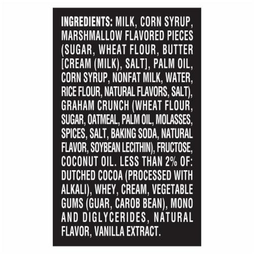 Breyers S'mores Layered Frozen Dairy Dessert Perspective: bottom