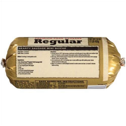 Jimmy Dean® Regular Premium Pork Sausage Roll Perspective: bottom