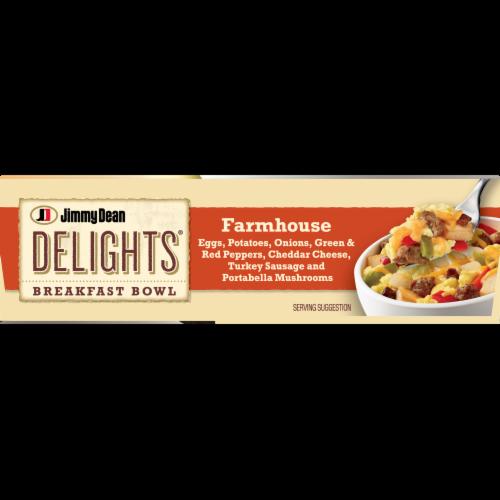 Jimmy Dean Delights Farmhouse Breakfast Bowl Perspective: bottom