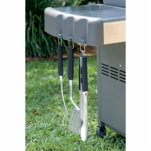 Weber Stainless Steel Barbecue Tool Set Perspective: bottom