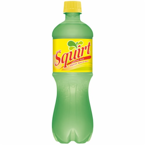 Squirt Citrus Soda Perspective: bottom