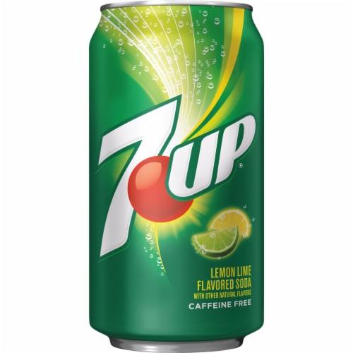 7UP Lemon Lime Soda Perspective: bottom