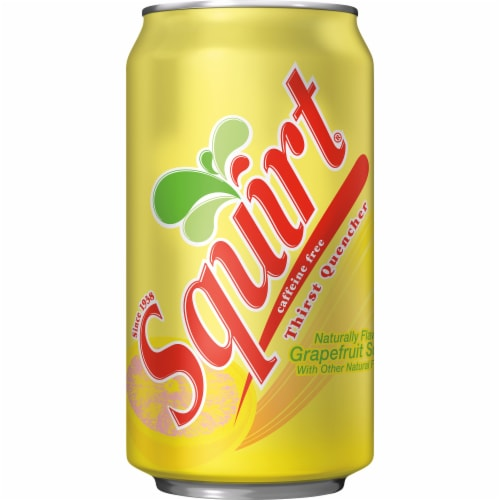Squirt Grapefruit Soda Perspective: bottom