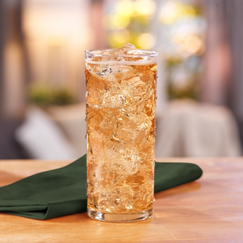 Canada Dry® Bold Ginger Ale Soda Perspective: bottom