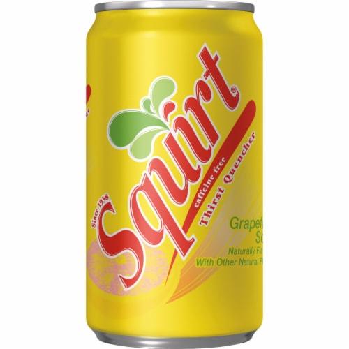 Squirt Mini Grapefruit Soda Perspective: bottom
