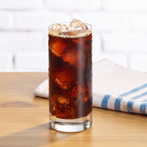 RC Cola Perspective: bottom