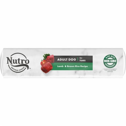 Nutro™ Natural Choice Lamb & Brown Rice Recipe Adult Dry Dog Food Perspective: bottom
