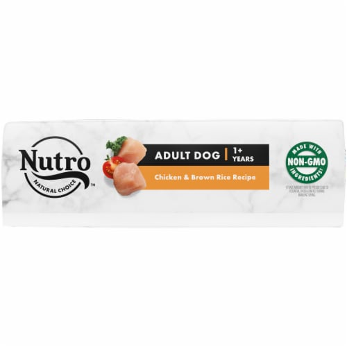 Nutro Wholesome Essentials Chicken Brown Rice & Sweet Potato Adult Dry Dog Food Perspective: bottom