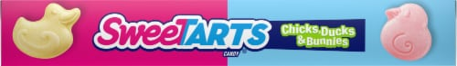 SweeTARTS® Chicks Ducks & Bunnies Easter Candy Perspective: bottom