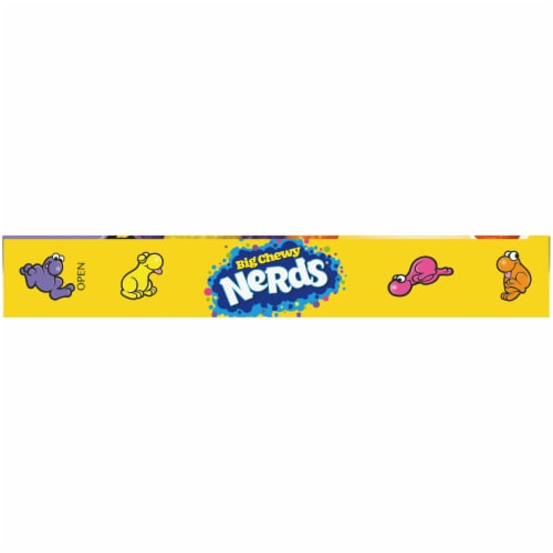 Nerds® Big Chewy Candy Perspective: bottom