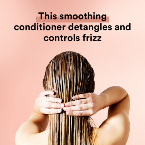 Suave Professionals Keratin Infusion Smoothing Conditioner Perspective: bottom