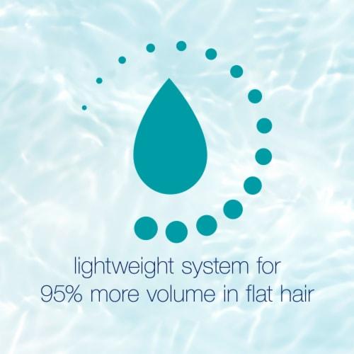 Dove Nutritive Solutions Oxygen Moisture Shampoo Perspective: bottom