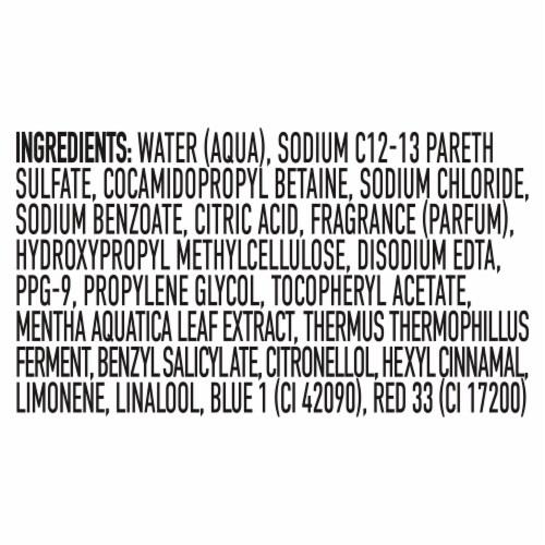 Suave® Essentials Waterfall Mist Refreshing Shampoo Perspective: bottom