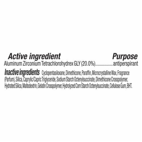 Degree Men Sport Strength Clinical Protection Antiperspirant Deodorant Stick Perspective: bottom