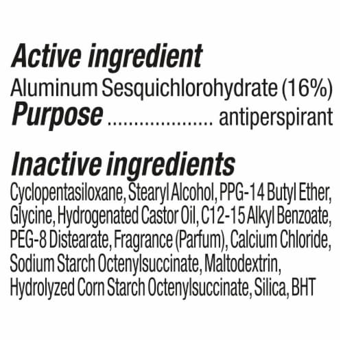 Degree Men MotionSense UltraClear Black + White Antiperspirant Perspective: bottom