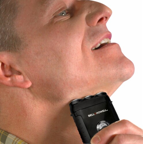 Bell and Howell Tac Shaver Perspective: bottom