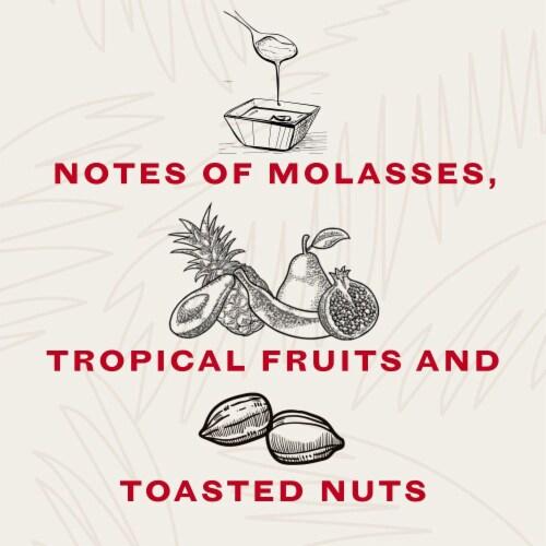 Bacardi Black Rum Perspective: bottom