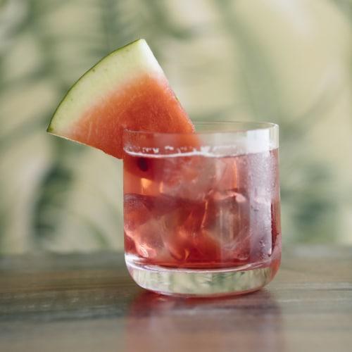 Bacardi Lime Rum Perspective: bottom