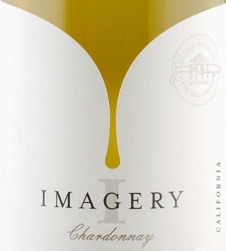 Imagery California Chardonnay White Wine Perspective: bottom