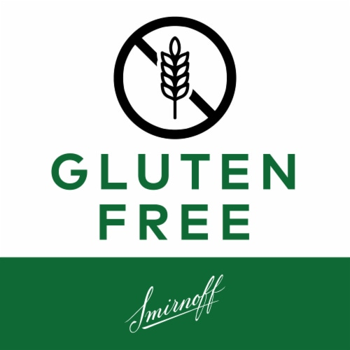 Smirnoff Zero Sugar Infusions Strawberry & Rose Vodka Perspective: bottom