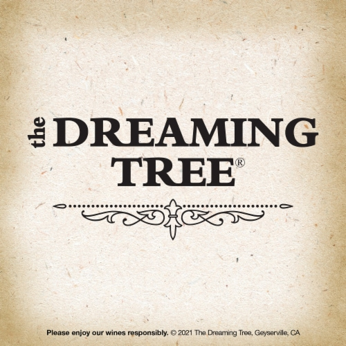 The Dreaming Tree Cabernet Sauvignon Red Wine Perspective: bottom