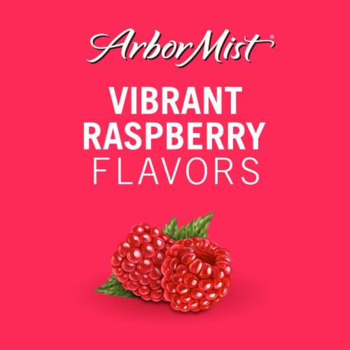Arbor Mist Raspberry Pink Moscato Fruit Wine Perspective: bottom
