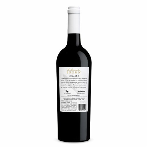 Z. Alexander Brown Cabernet Sauvignon Red Wine Perspective: bottom