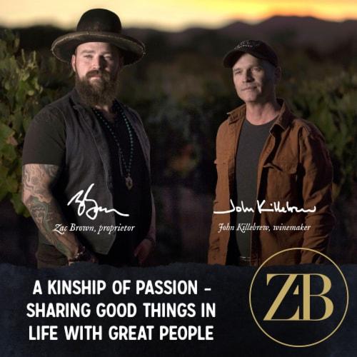 Z. Alexander Brown Chardonnay White Wine Perspective: bottom