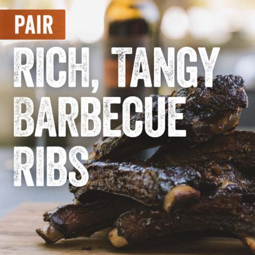 Gnarly Head Old Vine Lodi California Zinfandel Red Wine Perspective: bottom