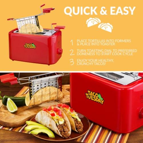 Taco Tuesday Taco Toaster Perspective: bottom