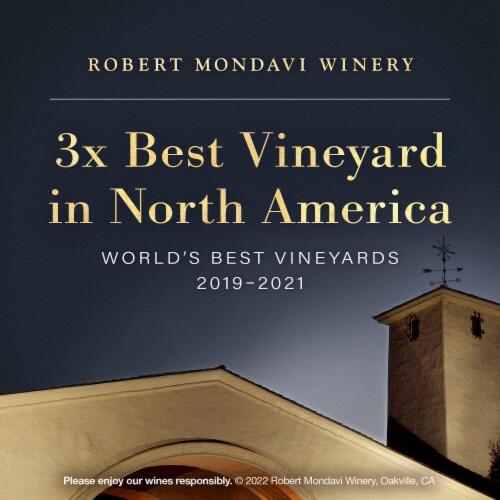Robert Mondavi Winery Napa Valley Maestro Red Wine Perspective: bottom