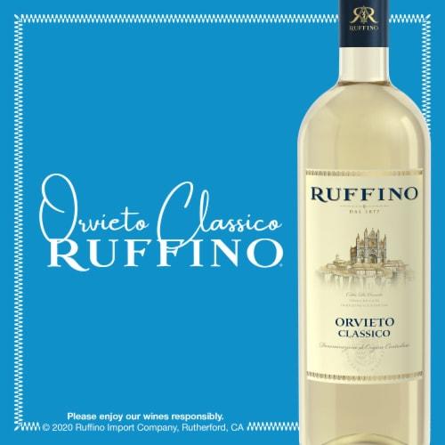 Ruffino Orvieto Classico White Wine Perspective: bottom