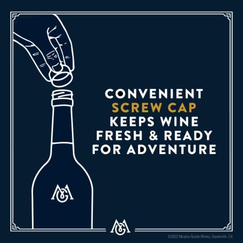Murphy-Goode California Cabernet Sauvignon Red Wine Perspective: bottom