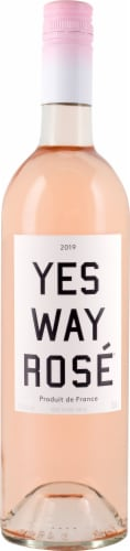 Yes Way Rose Rose Wine Perspective: bottom