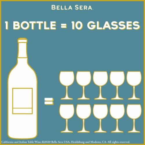 Bella Sera Pinot Grigio White Wine 1.5L Perspective: bottom