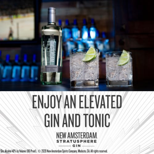 New Amsterdam Gin Perspective: bottom