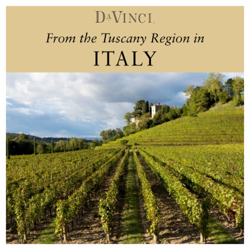 Da Vinci Pinot Grigio Italian White Wine Perspective: bottom
