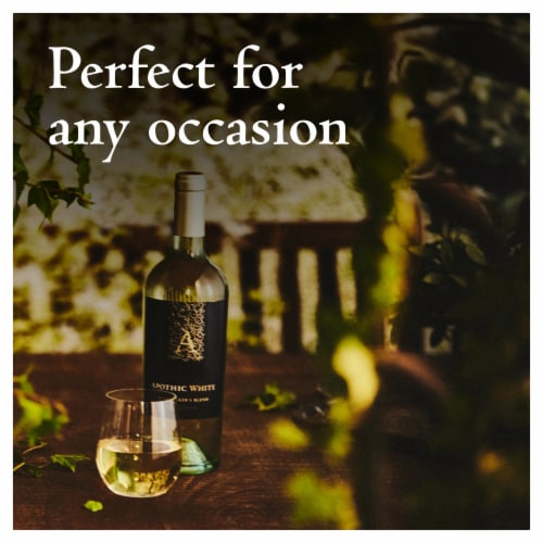 Apothic White Blend White Wine 750ml Perspective: bottom