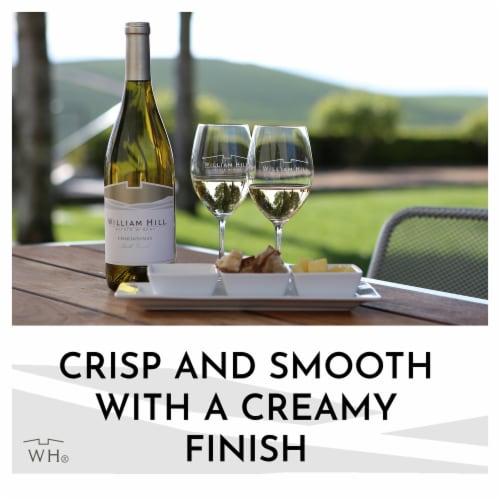 William Hill Estate North Coast Chardonnay White Wine 750ml Perspective: bottom