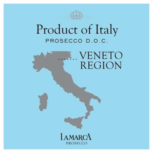 La Marca Prosecco Sparkling Wine 1 Single Serve 187ml Perspective: bottom