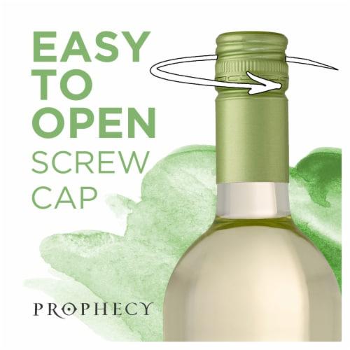 Prophecy Sauvignon Blanc White Wine Perspective: bottom