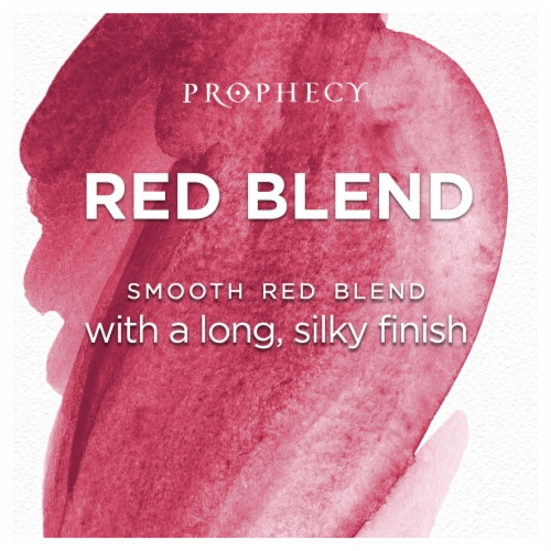 Prophecy Red Blend Red Wine Perspective: bottom