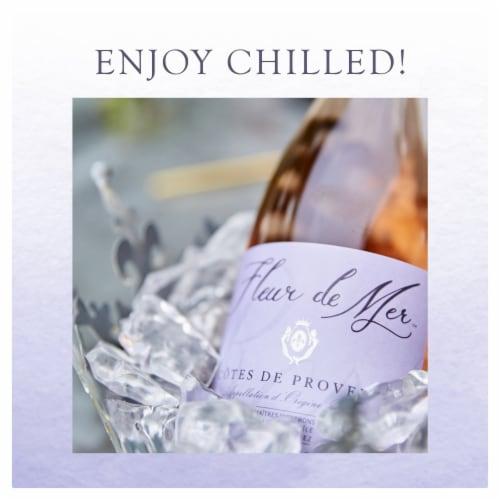 Fleur de Mer Wine Cotes De Provence Perspective: bottom