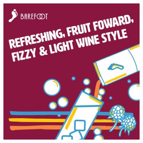 Barefoot Spritzer Summer Red Wine Perspective: bottom