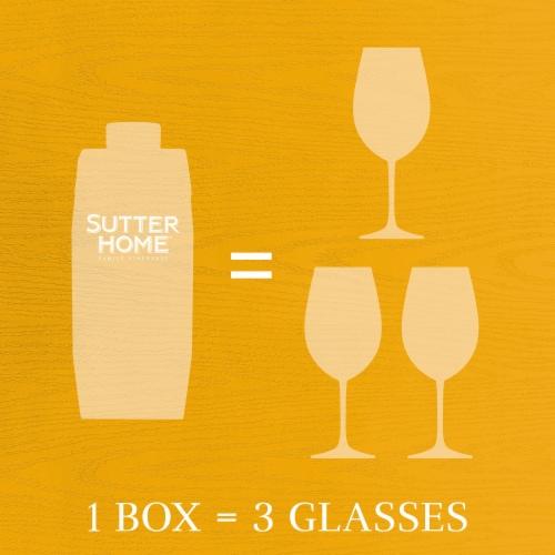 Sutter Home Chardonnay 500ml Tetra Pak Perspective: bottom
