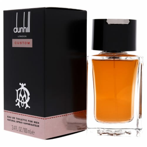 Dunhill Custom by Alfred Dunhill for Men - 3.3 oz EDT Spray Perspective: bottom